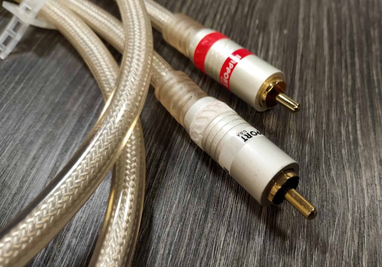Rapport Audio ARR620 Délky kabelů: 1,5 m