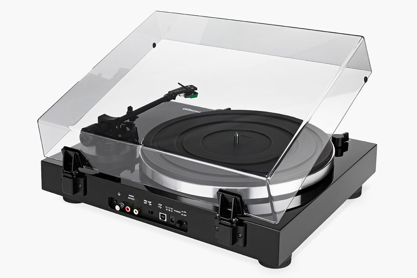 Thorens Dustcover TD