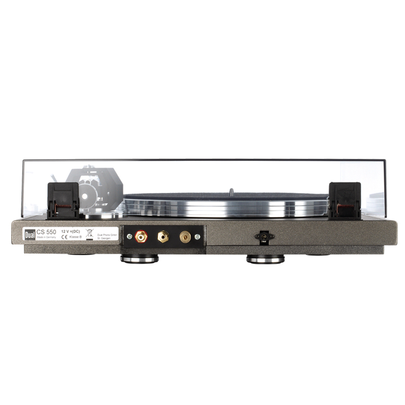 DUAL CS 550 + Ortofon 2M BLUE