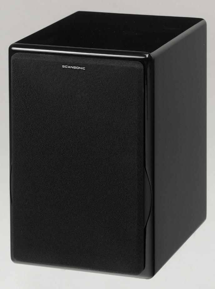 Scansonic S5 BT + Dual DT 210 USB Barevné provedení: černý klavírní lak