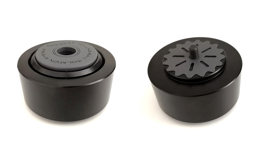 Gigawatt Rolling-Ball Isolation System