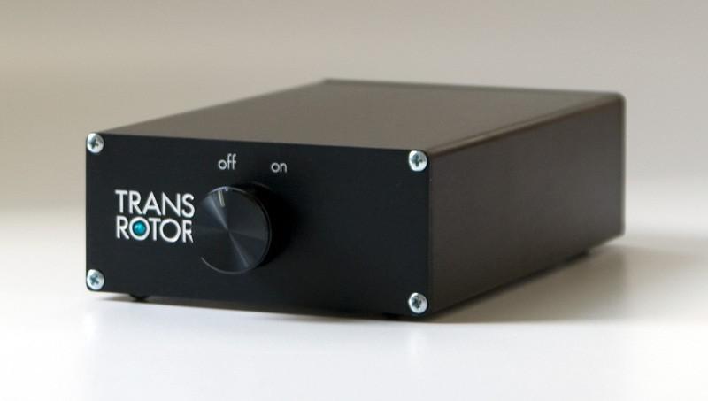 Transrotor Phono Studio