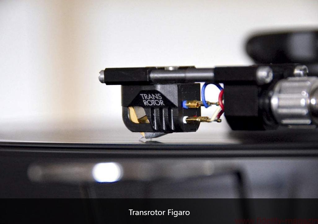 TRANSROTOR - MC - CARTRIDGE - FIGARO