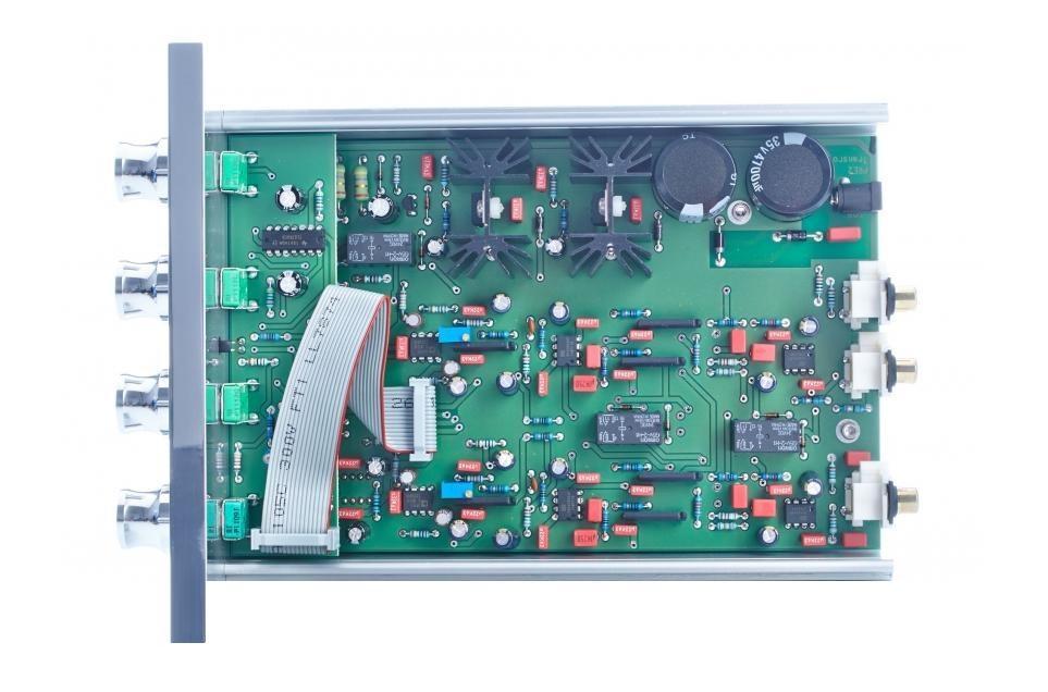 Transrotor Headphoneamp