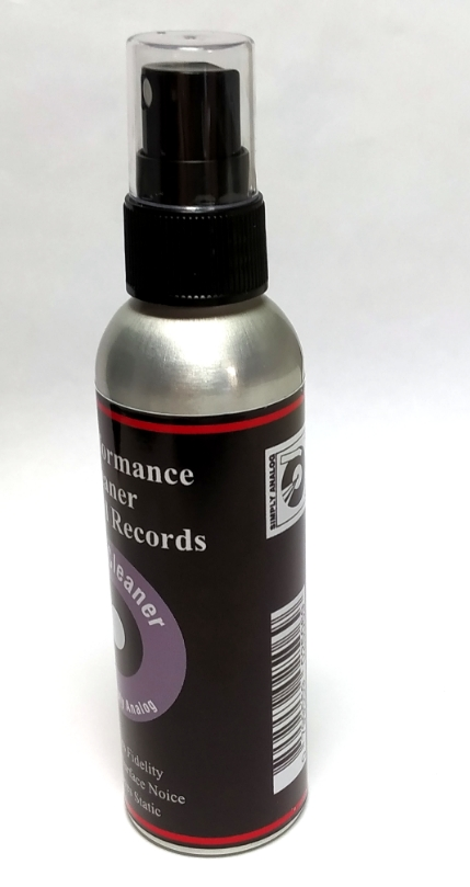 Simply Analog - Vinyl Cleaner Alcohol FREE 80ML