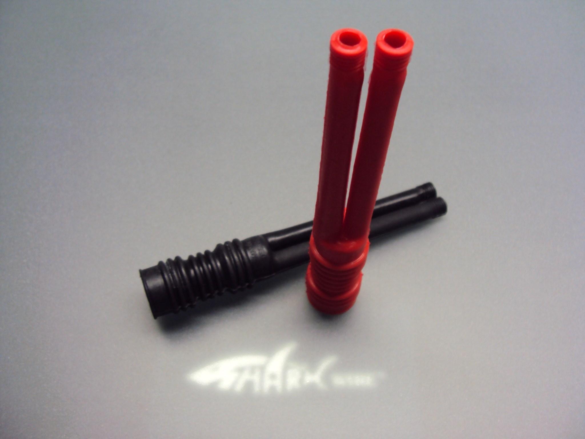 Sharkwire SLEEV Barevné provedení: červené - 11mm