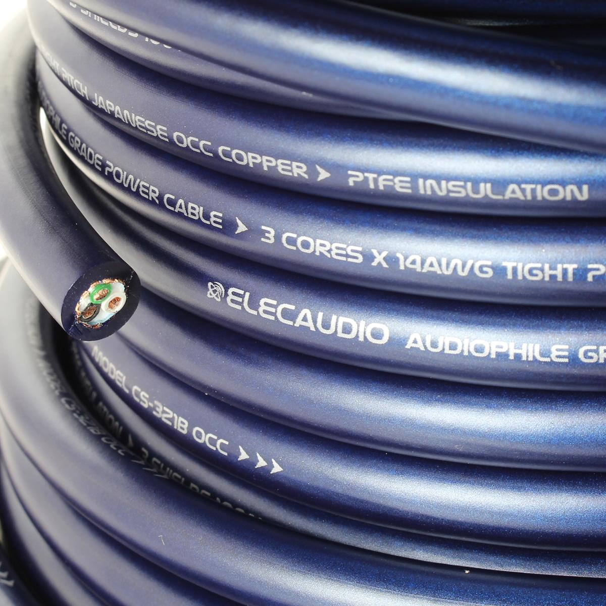 ELECAUDIO CS-321B OCC 3x2.50mm²