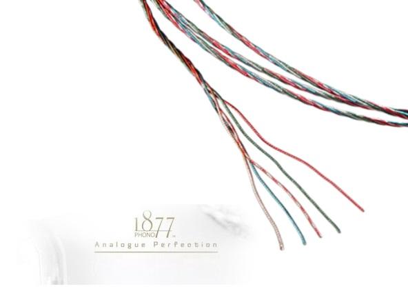 "1877PHONO Zavfino ""5-Litz-7"" OFHC 1,0m"