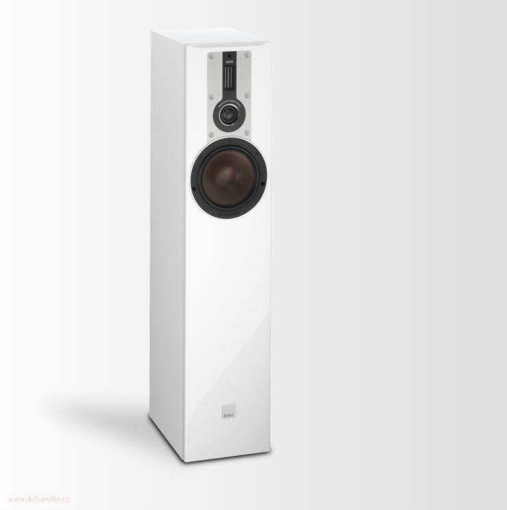 Dali Opticon 5 Barevné provedení: walnut - ořech