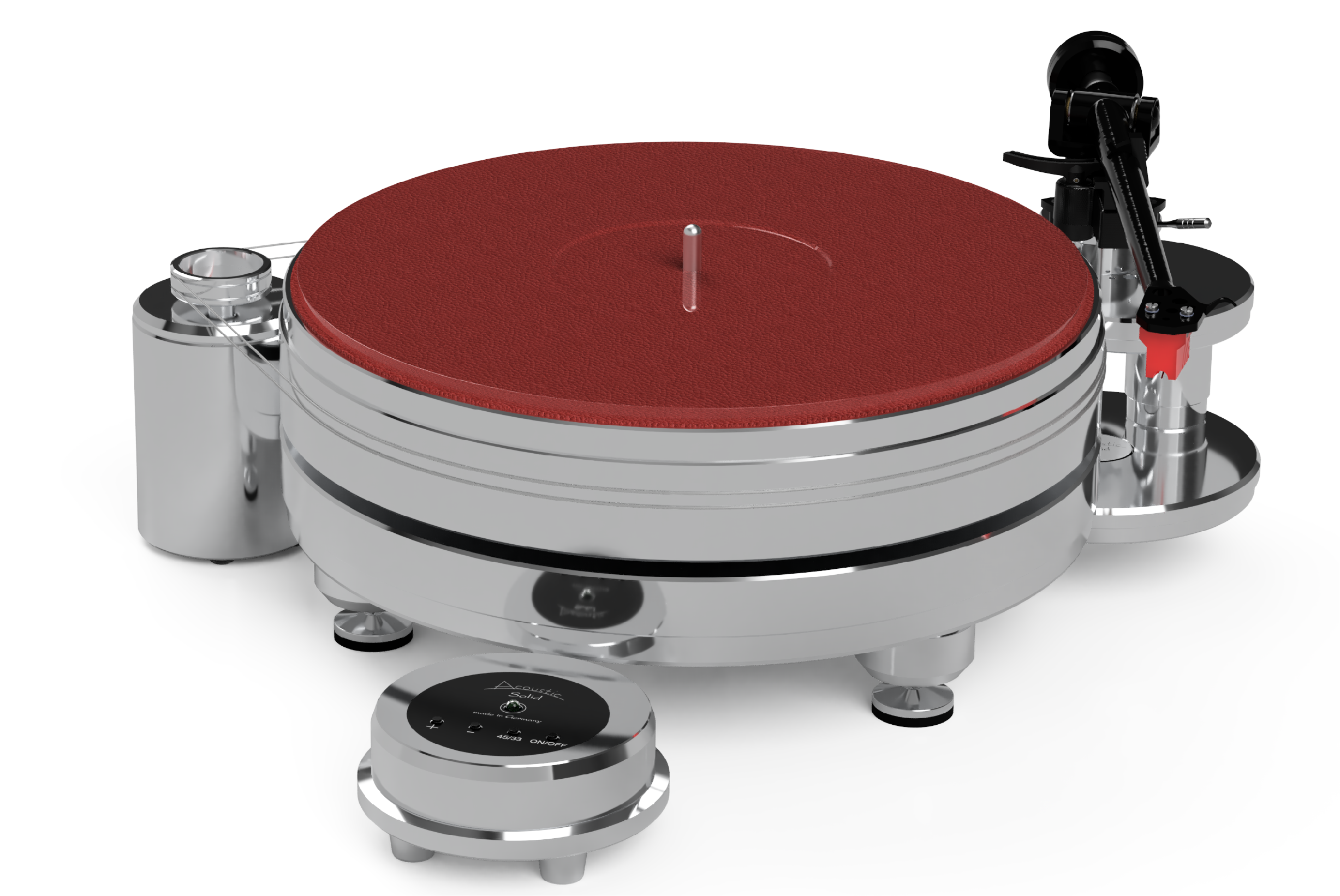 ACOUSTIC SOLID - Solid Machine Small R
