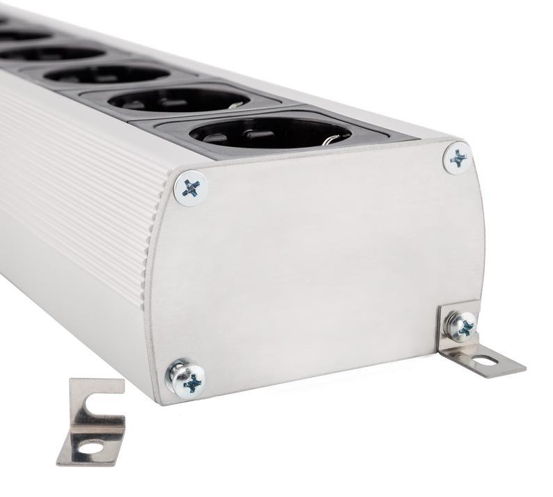 Supra Cables SUPRA MAINS BLOCK MD06-EU/SP Mk3.1 SWITCH