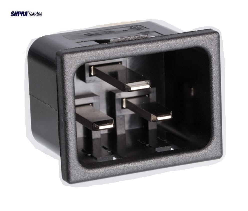 Supra Cables SUPRA JACK MCH-16 MALE