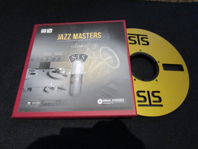 STS Digital - JAZZ MASTERS Vol.5