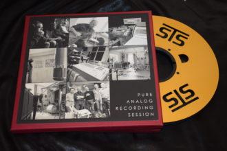 STS Digital - PURE ANALOG RECORDING SESSION – RECORDING LIVE 2007 ANALOG ON NAGRA S4