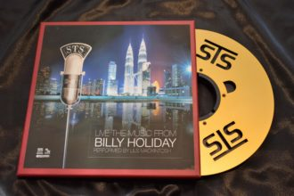 STS Digital - LILS MACKINTOSH  –  LIVE THE MUSIC FROM BILLY HOLIDAY