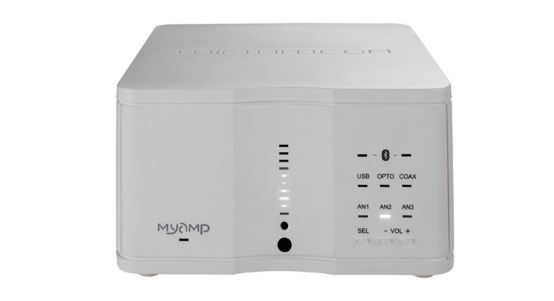 Micromega MyAMP Barevné provedení: černé