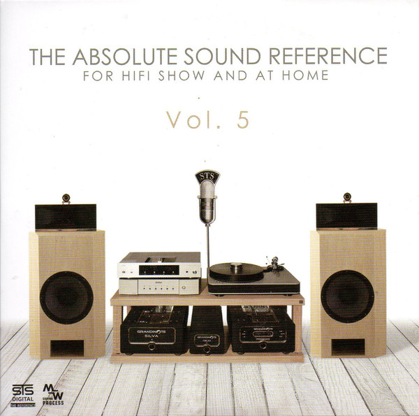 STS Digital - THE ABSOLUTE SOUND REFERENCE Vol.5