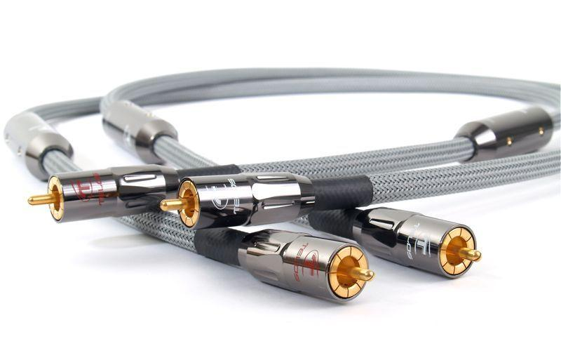 Telos Black Reference RCA cinch