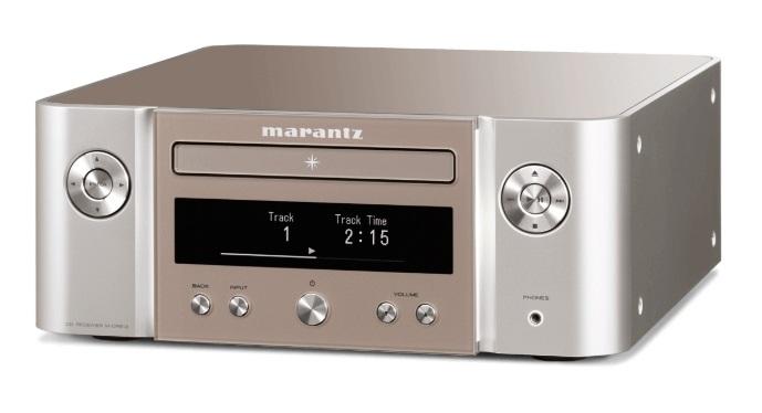 Marantz M-CR612 Melody X Barevné provedení: stříbrné - silver gold