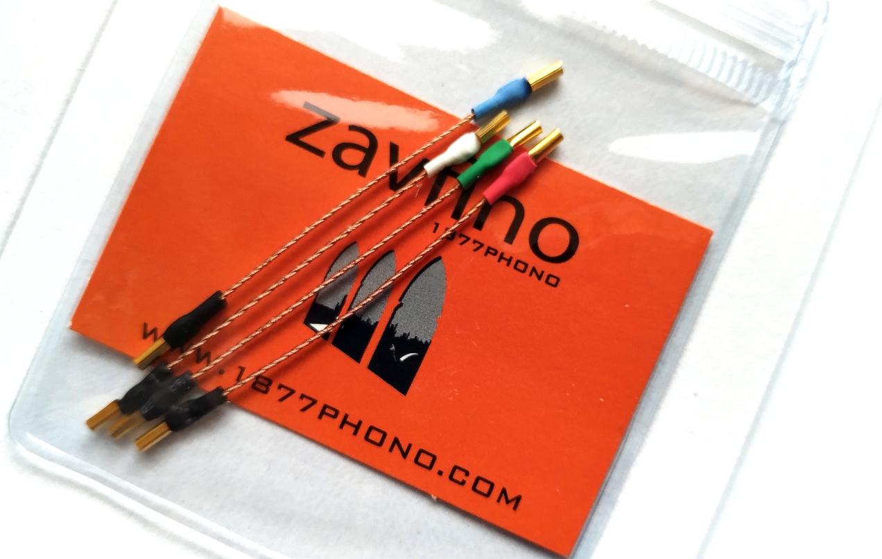 1877PHONO Zavfino - Z Litz OFHC 50mm (x4)
