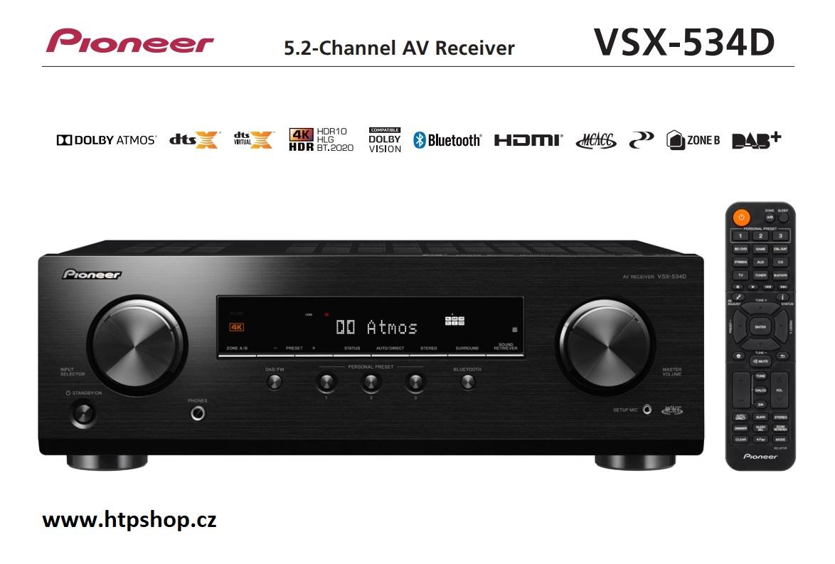 Pioneer VSX-534D
