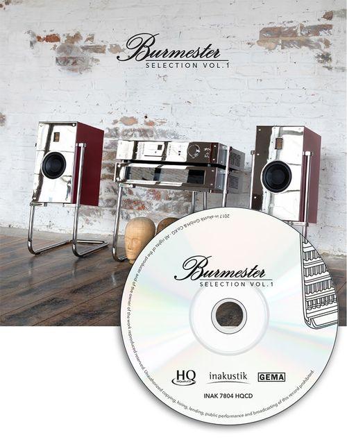 Různé značky VARIOUS ARTISTS - Burmester Selection,Vol.1 (HQCD)