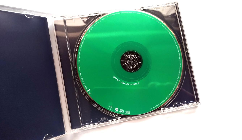 Různé značky Queen - Greatest Hits II