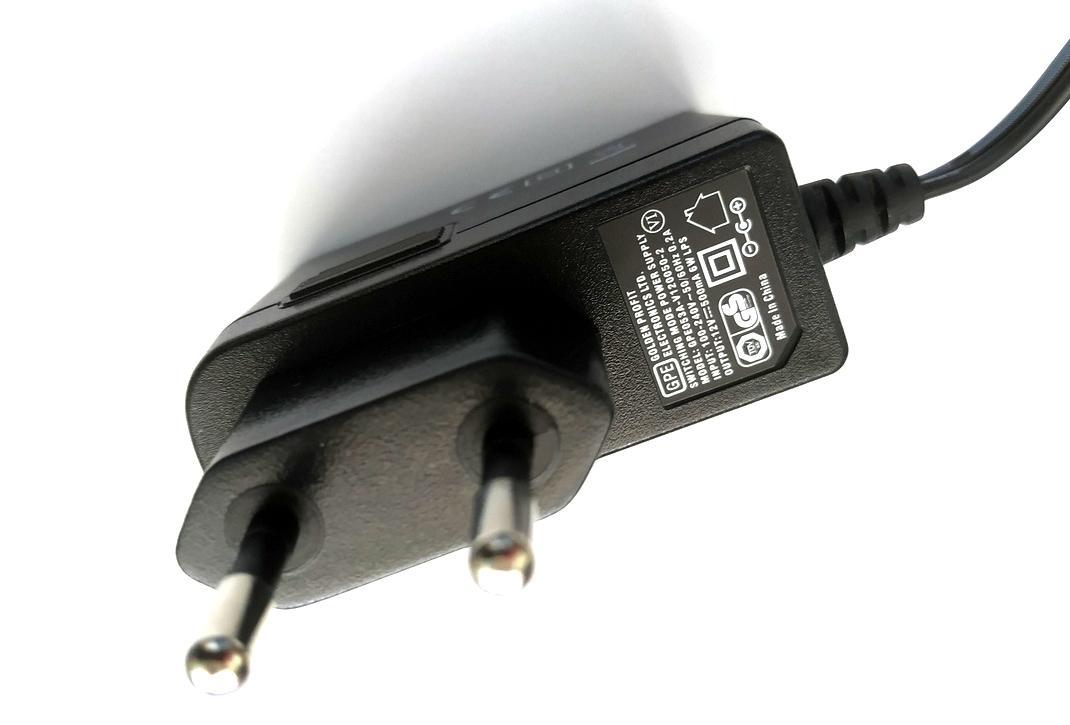 Dual - Netzteil DT 500