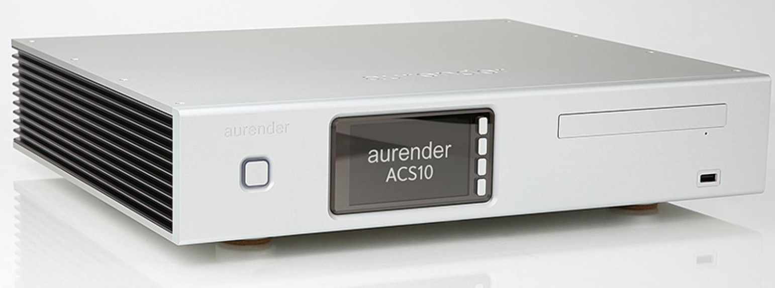 Aurender ACS10 16TB Barevné provedení: černé