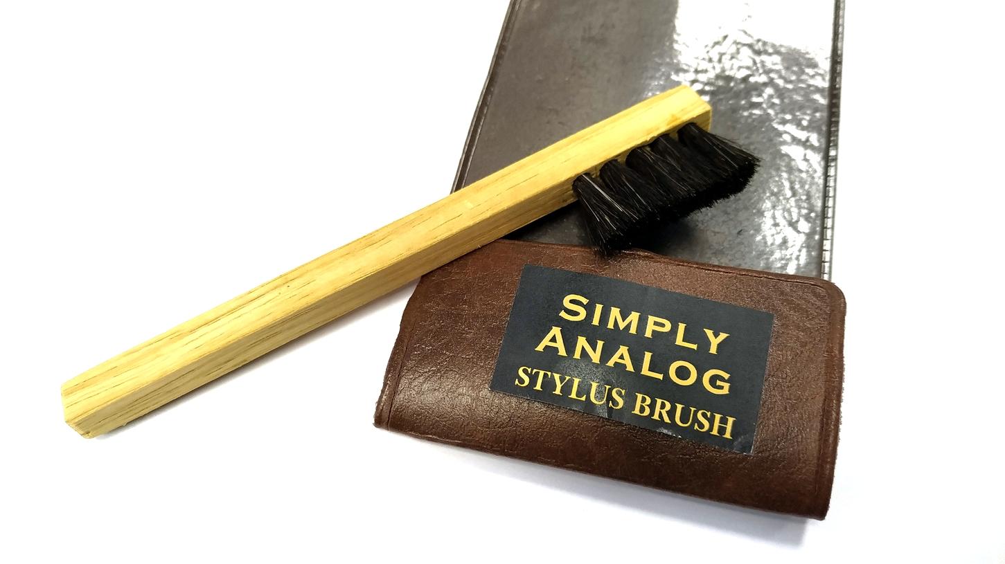 Simply Analog - Stylus Brush