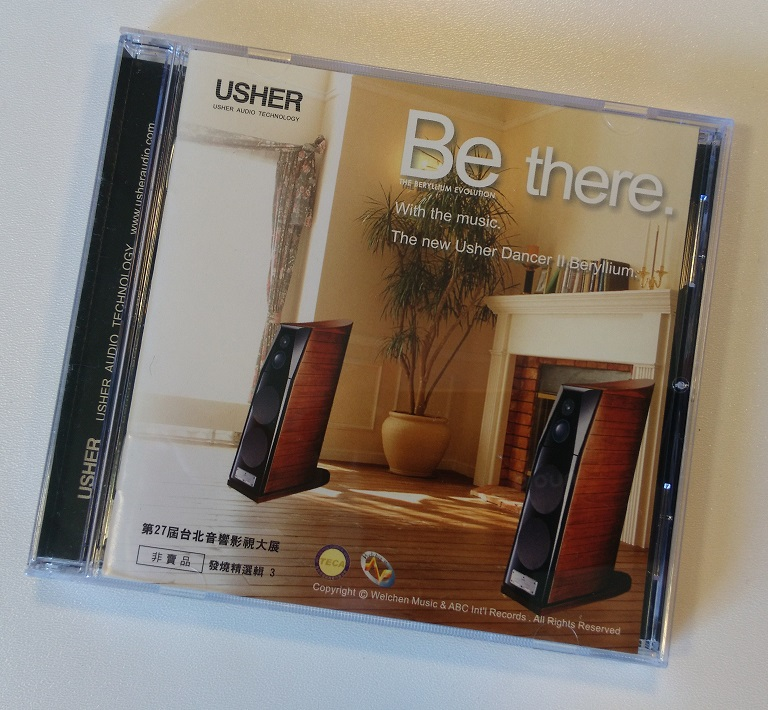 Usher - Be there