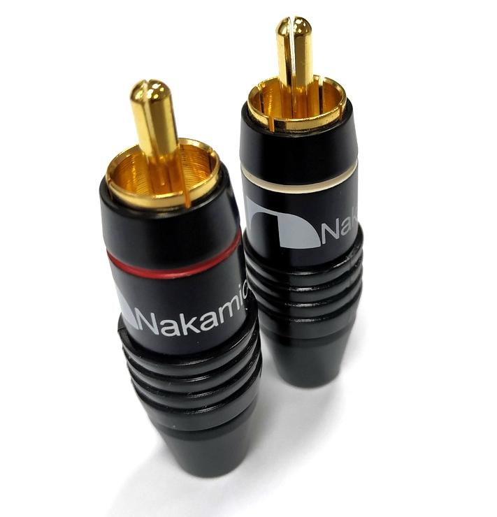 Nakamichi - RCA N0556