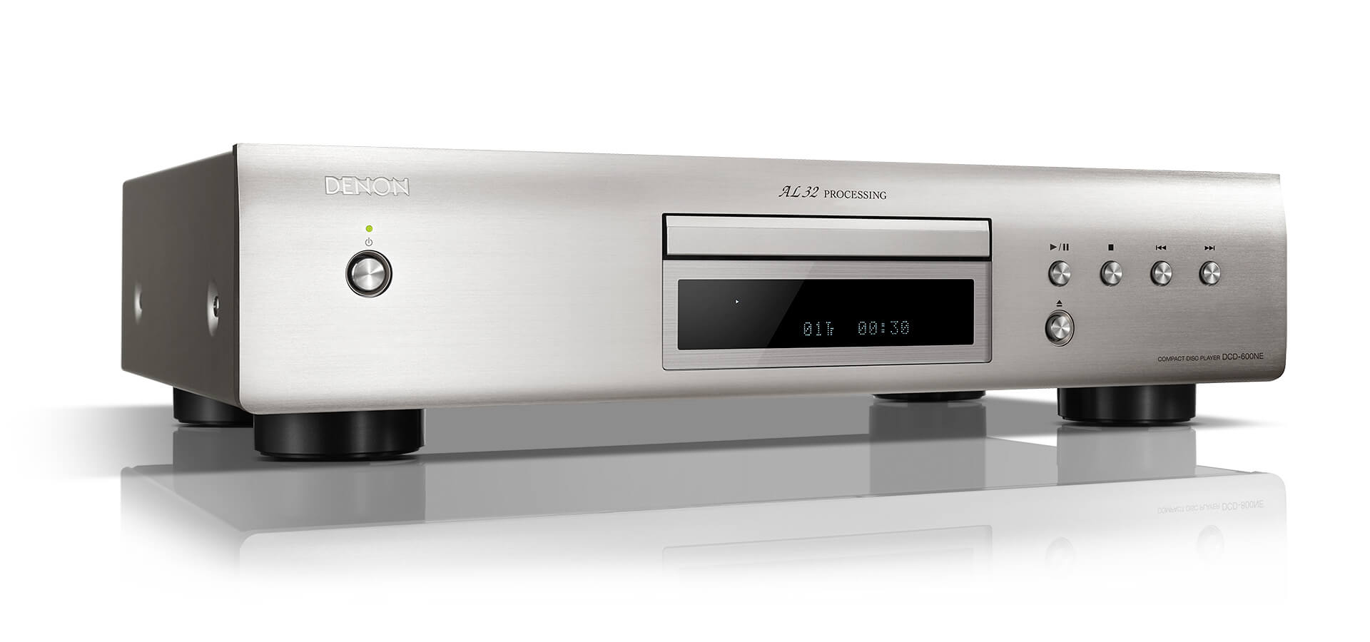 Denon DCD-600NE Barevné provedení: stříbrné - premium silver
