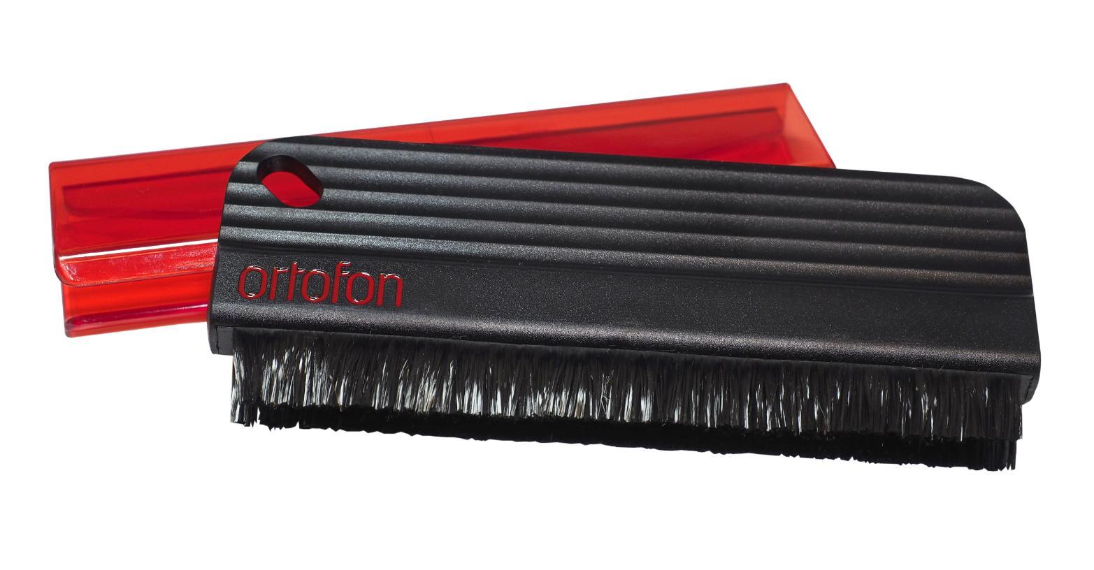 Ortofon Carbon Fiber Record Brush Red