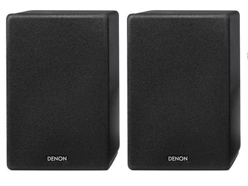 Denon SC-N10 Barevné provedení: černá - black