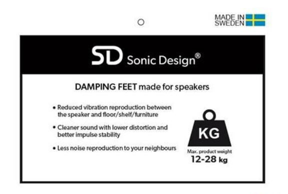 Sonic Design 281SDDAMPH1228