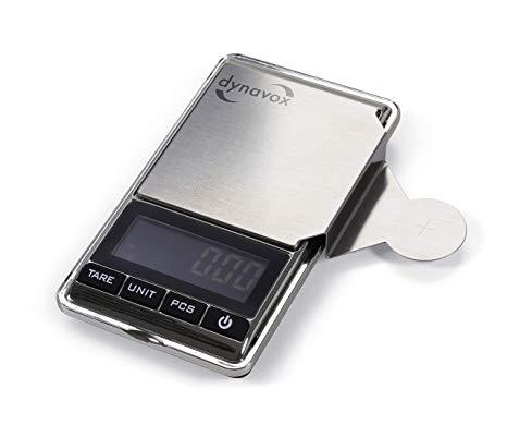 Dynavox - Electric Tonearm Scales TW-4