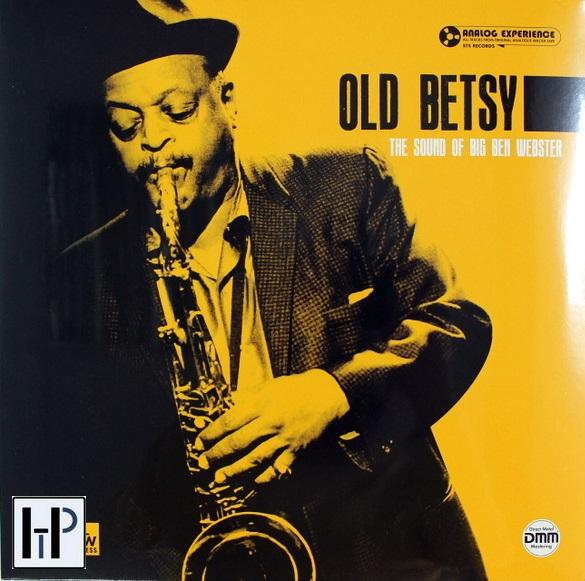STS Digital - BEN WEBSTER - OLD BETSY, THE SOUND OF BIG BEN WEBSTER