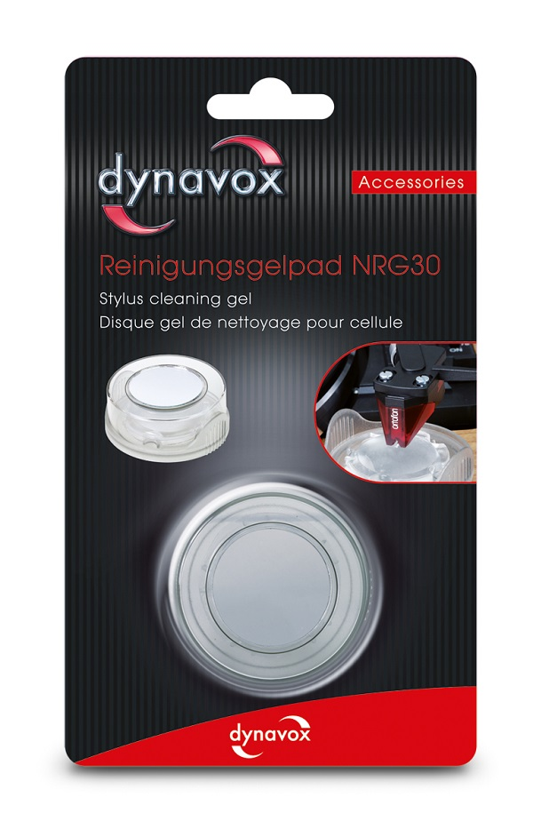 Dynavox Needle Cleaning Gel Pad NRG30