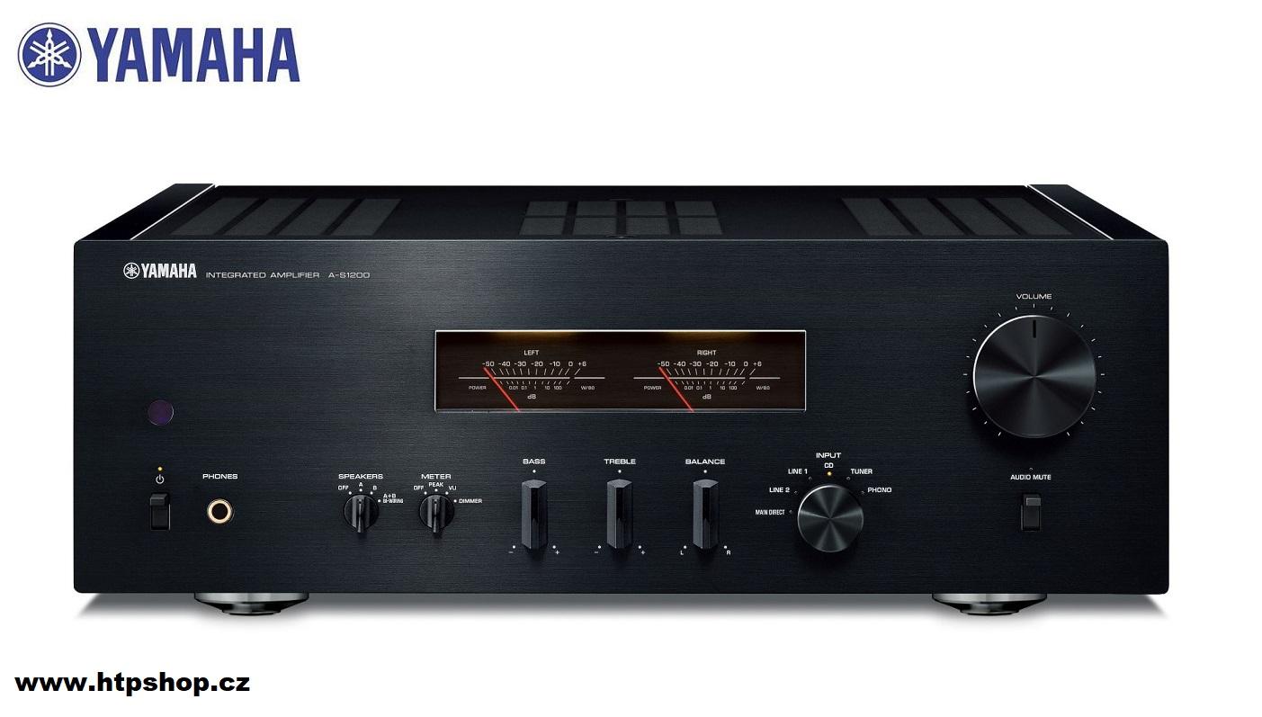 Yamaha A-S1100 Barevné provedení: stříbrné