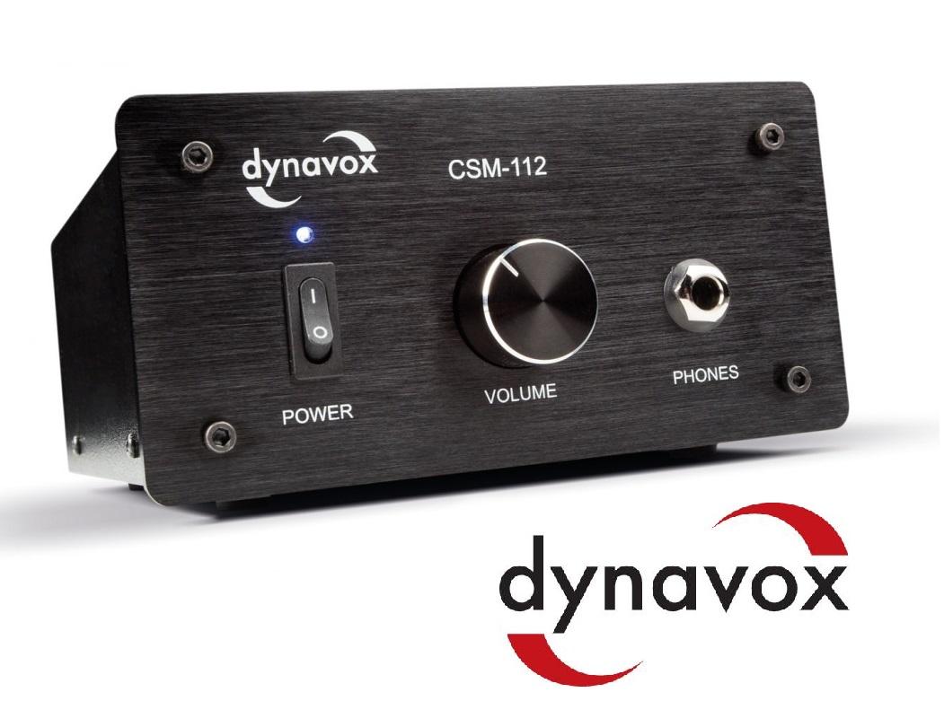 Dynavox CSM-112