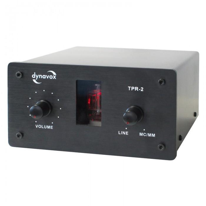 Dynavox TPR-2 Barevné provedení: černá - black