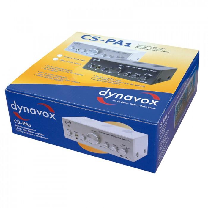 Dynavox CS-PA 1MK Barevné provedení: stříbrné