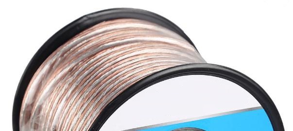 Zenit Speaker Cable 2 x 2,5 mm2 Twin High performance