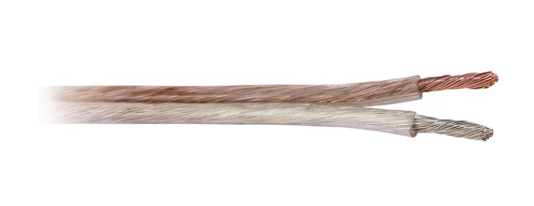Zenit Speaker Cable 2 x 4,0 mm2 Twin High performance