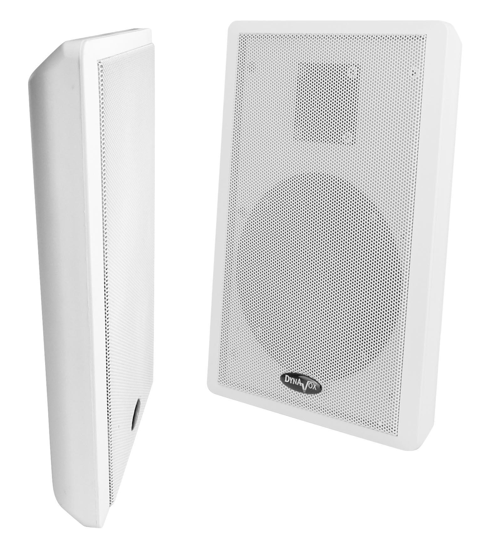 Dynavox WS-502 Flat Panel Speaker Barevné provedení: white