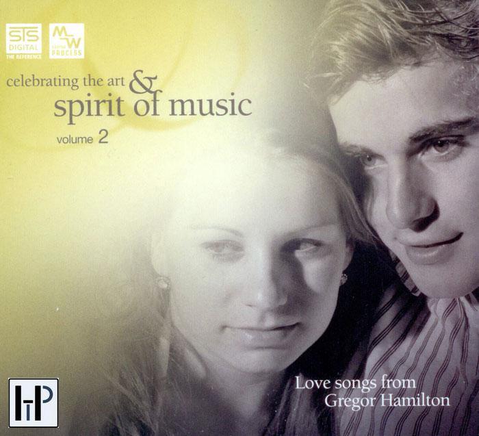 STS Digital - Gregor Hamilton Love Songs