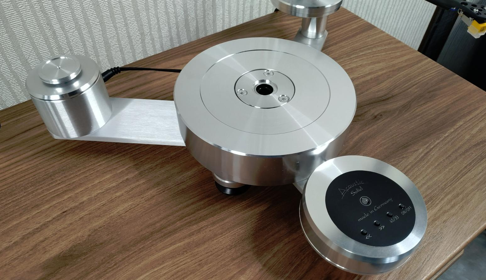 Acoustic Solid 110 Metall ALUpur