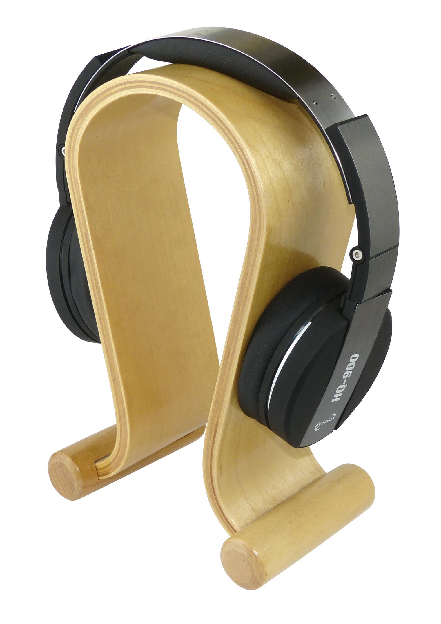 Dynavox Headphonerack KH-500 Barevné provedení: bříza