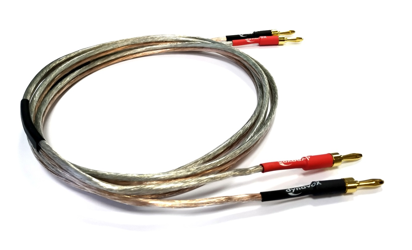 Dynavox - Zenit Speaker set 4.0 - 2x2,0m